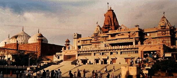 2. Krishnajanmabhoomi Temple-W